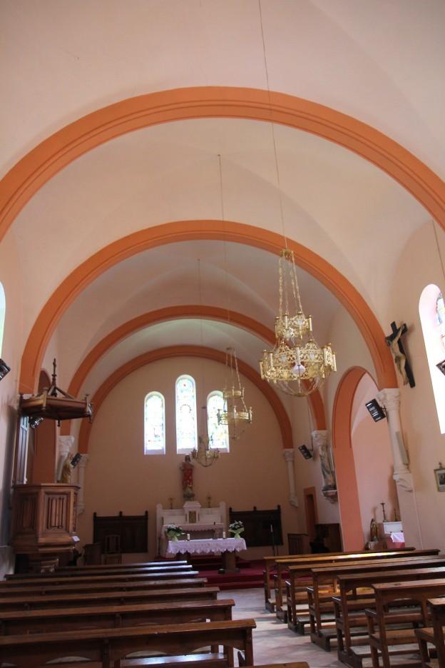 église de Vaujany-1