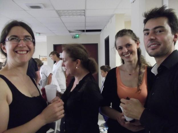 Concert bénévole à l'hôpital de Trévoux (01)