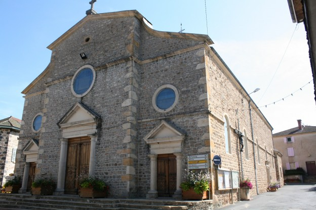 St Nizier eglise